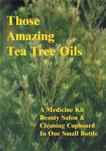 Amazing Tea Tree Oils